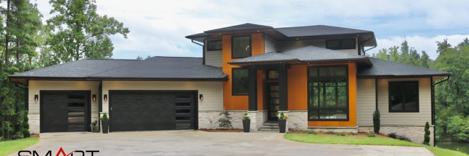 We specialize in building custom homes.