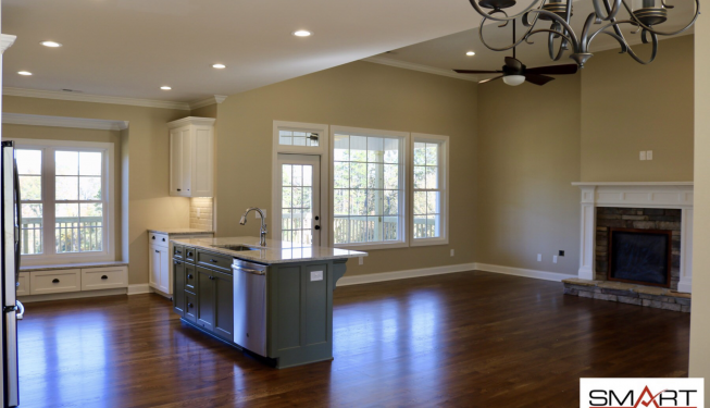 The Landry, Boiling Springs, NC SMART CONSTRUCTION, INC. DREAM. BUILD. LIVE.