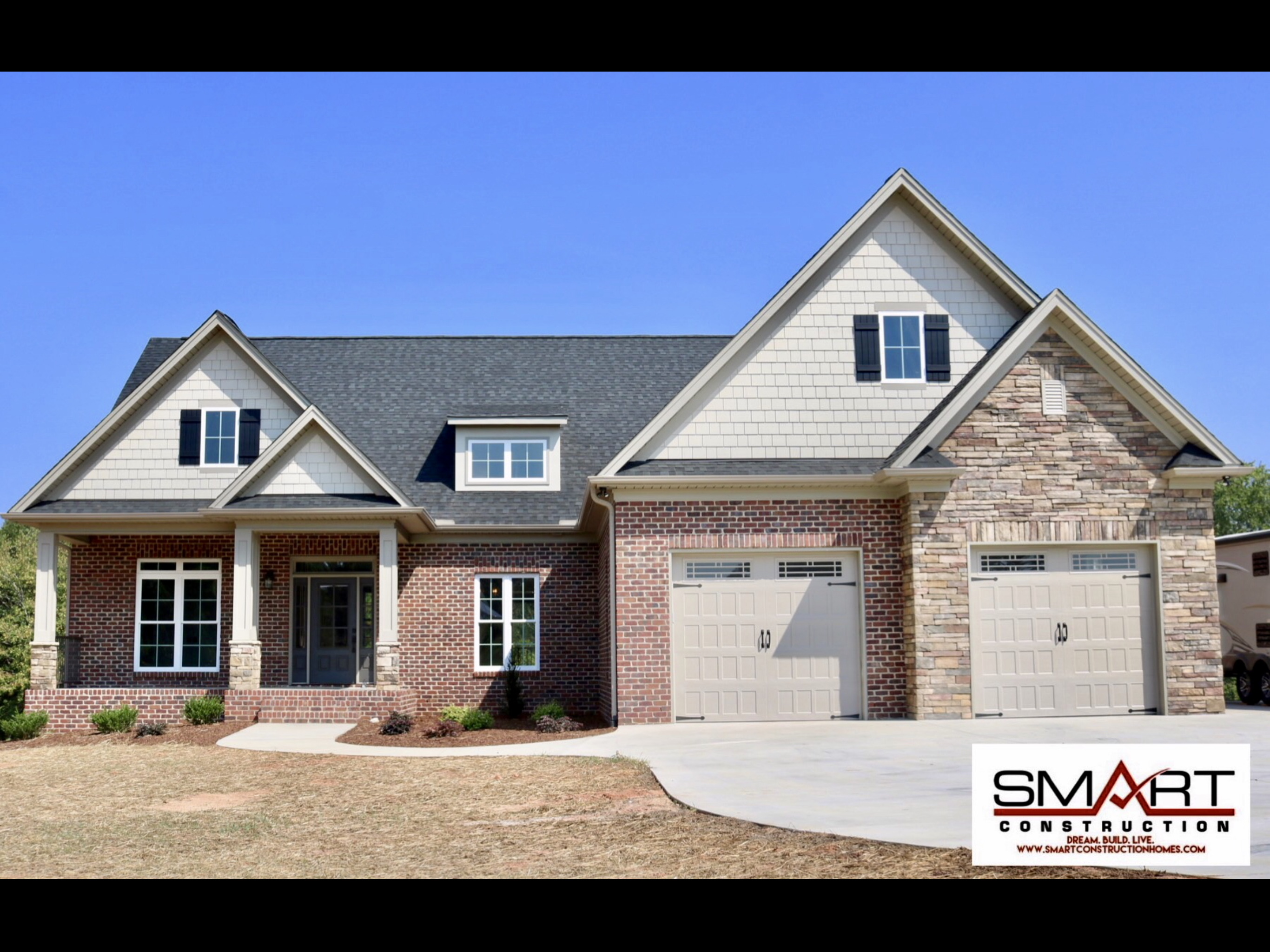 Cherry Laurel, Shelby, NC DREAM. BUILD. LIVE. SMART CONSTRUCTION, INC.