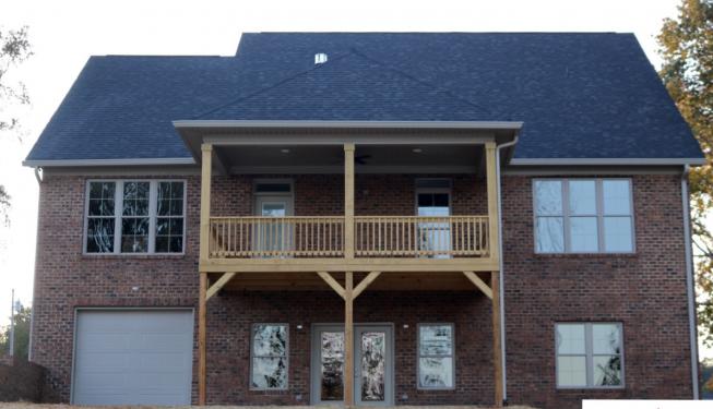 Stoneleigh Cottage on Moss Lake, Cherryville, NC