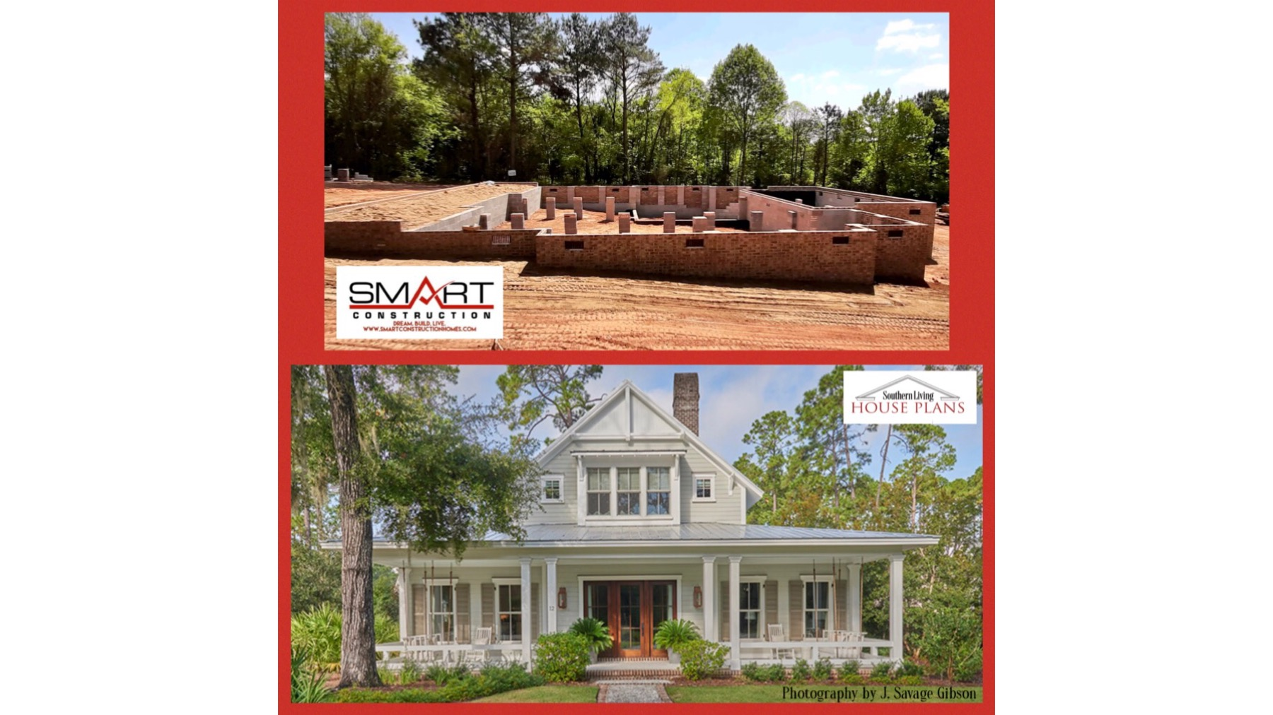 New Project! Low-Country Home